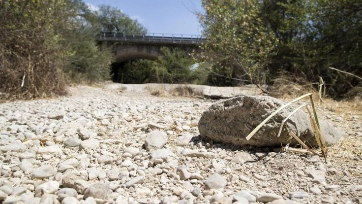 Italy's health minister warns against water rationing in the city as the drought bites.