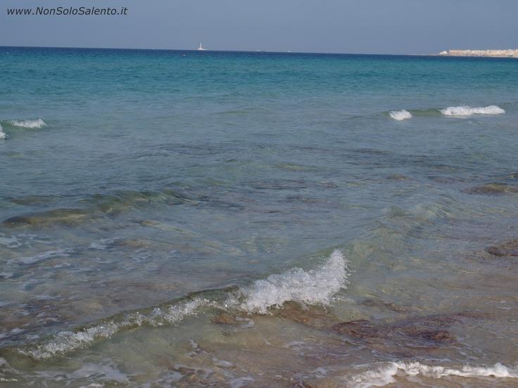 Baia Verde - mare Gallipoli