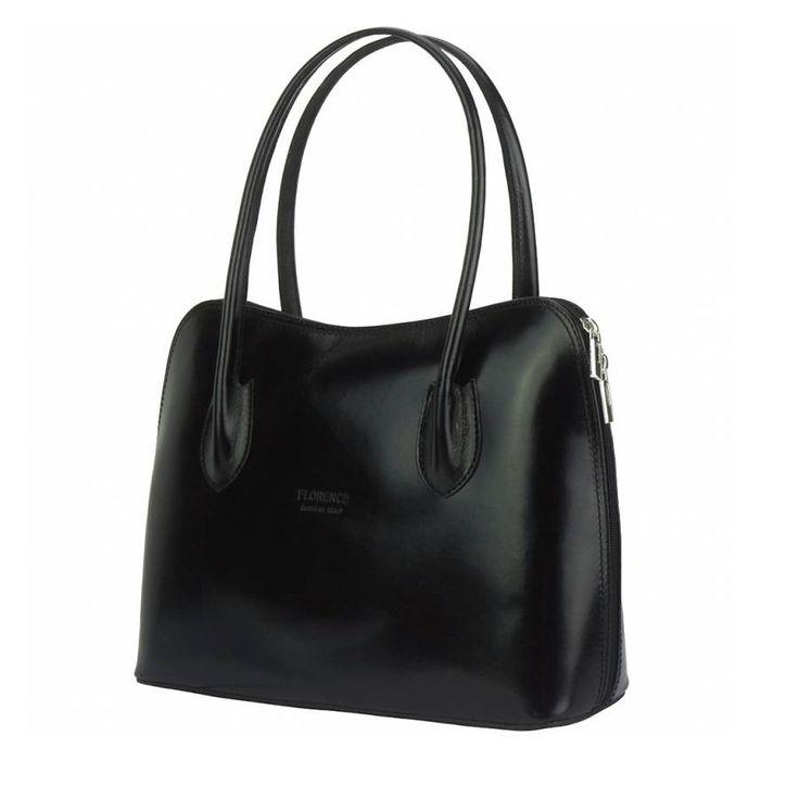 Tyylikäs laukku aitoa nahkaa, valmistettu Italiassa. #nahkalaukku #verkkokauppa #JulianKorulipas