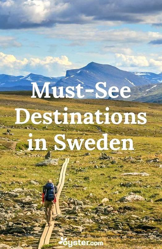 Sweden Is The Largest Of The Scandinavian Countries Roughly The Size Of California And Offers A Diverse Ra In 2020 Sweden Travel Scandinavia Travel Travel Destinations