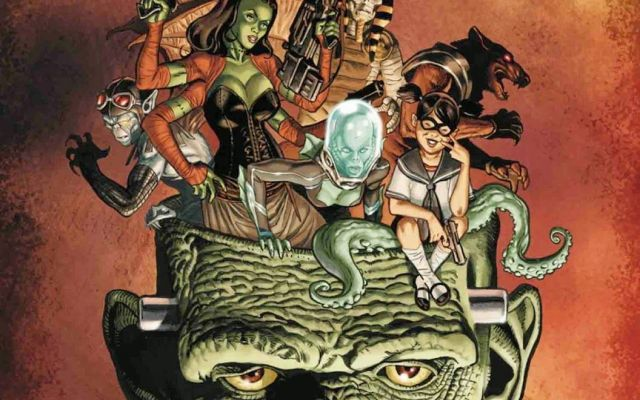 Indice dei riassunti della testata Frankenstein, Agent of S.H.A.D.E. NEW 52. Buona Lettura! #dccomics #lioncomics #frankenstein