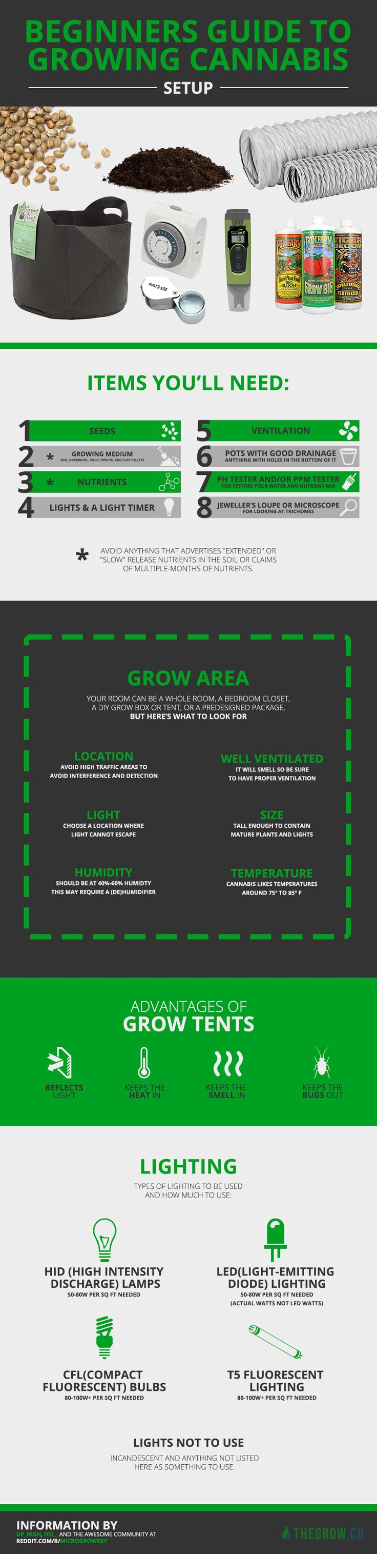 A great head start makes for a great growing! Everything you need in one glimpse above!