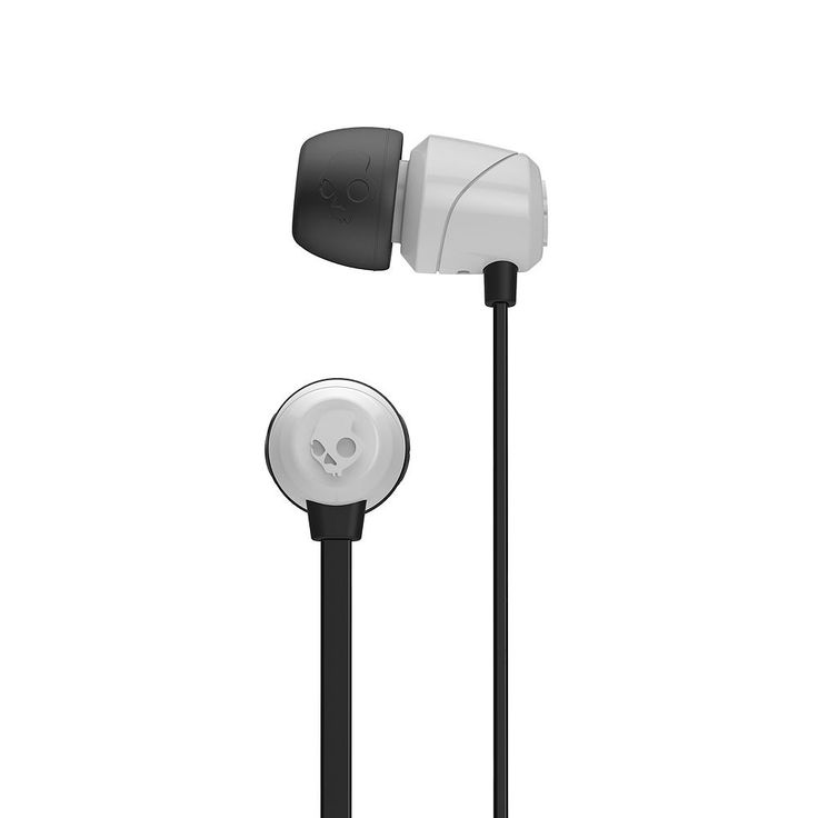 Skullcandy Jib Noise Isolating Earbuds, White