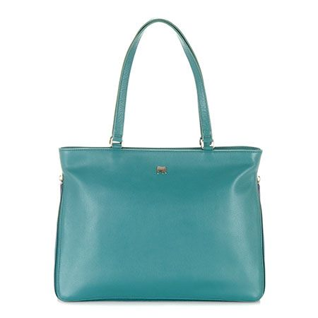 Copenhagen Bag- with a hint of color MyWalit Spring Summer 2015 great little pop o color! myWalit SS015 - beautiful brightly colored Leather wallets, bags, accessories- these make me so wonderfully happy! #mywalitss2015 www.mywalit.com #SS2015 #mywalititalianleather #thewalletyouneverforget