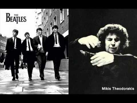 The Beatles sing Theodorakis - The Honeymoon Song (1963)