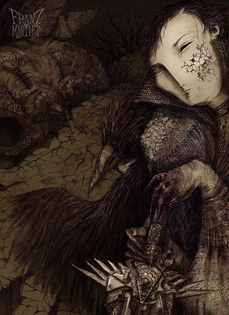 #beast #postapocalyptic #postapokalipsis #apocalypse #creature #creepy #darkness #death #deviant #fear #horror #macabre #monster #monstrosity #nightmare #scarry #terror #town #franz_martlet
