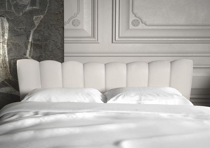 """Кровать """"Морфей"""" из экокожи - это воплощение тонкого искусства изготовления совершенных предметов интерьера для уютной спальни.   Размер: 160х200 см  Цена - 1 950 BYN"""