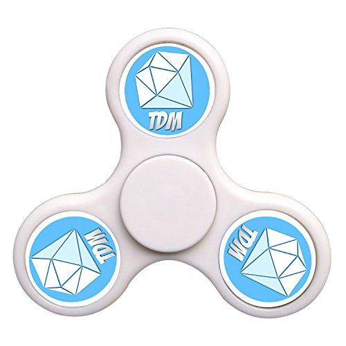 Cheap price Feer Fun Fidget Spinner TDM Logo High Speed Spin Tri-Spinner on sale