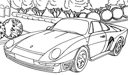 adult police car coloring page police car coloring pages ... | 260x441