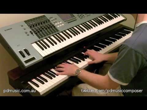 Before April (Original Solo Piano) by Paul Doolan, Music Composer, on Yamaha P-155 Digital Piano