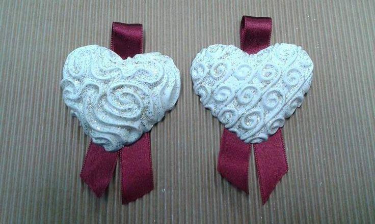 50 Gessi profumati Bomboniera Matrimonio Segnaposto