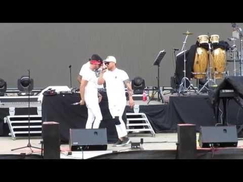 Crazy Good LATIN REGGAETON👌👌  Shownight live in Spain 2017 mp4
