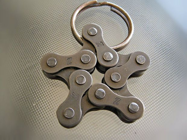 Picture of Bike (key) chain