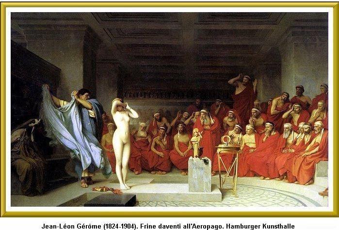 Etère, le escort dell'antica Grecia