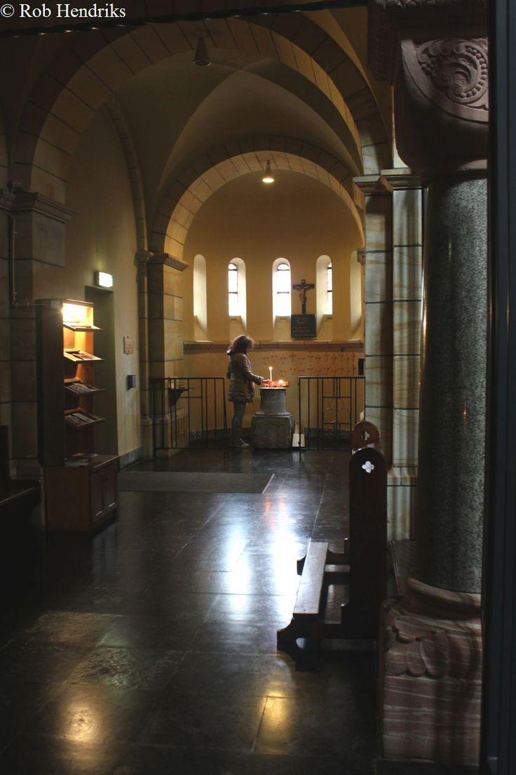 Petrus Kerk, Gulpen, Zuid-Limburg.