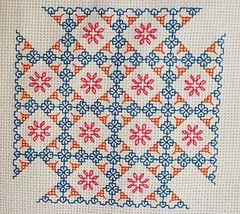 Traditional Indian Embroidery, Phulkari, Kasuti Embroidery