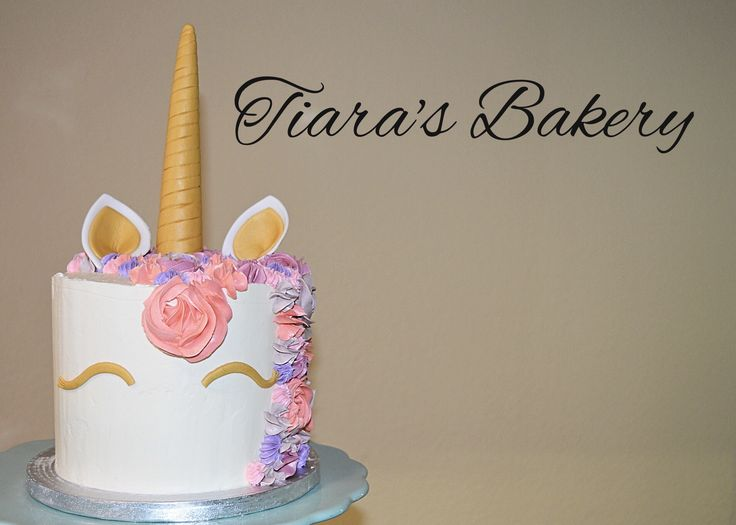 Unicorn Cake, by Tiara's Bakery, Switzerland
