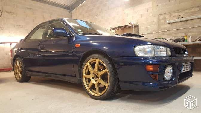 Subaru Impreza Gt 2000