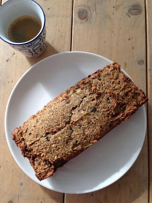 Supergezond en superlekker: Appel Havermoutcake
