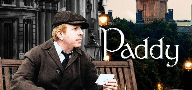 TOMMY FLEMING STARS IN PADDY, November 8 2015