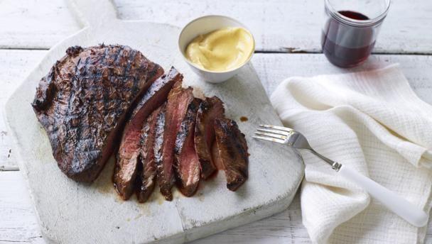 BBC Food - Recipes - Tamarind-marinated bavette steak