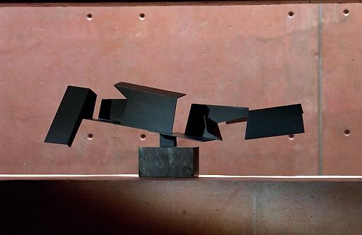 Jorge Oteiza sculpture | Museum Jorge Oteiza (@Thomas Marban mayer)
