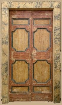 Porta antica originale del 1700