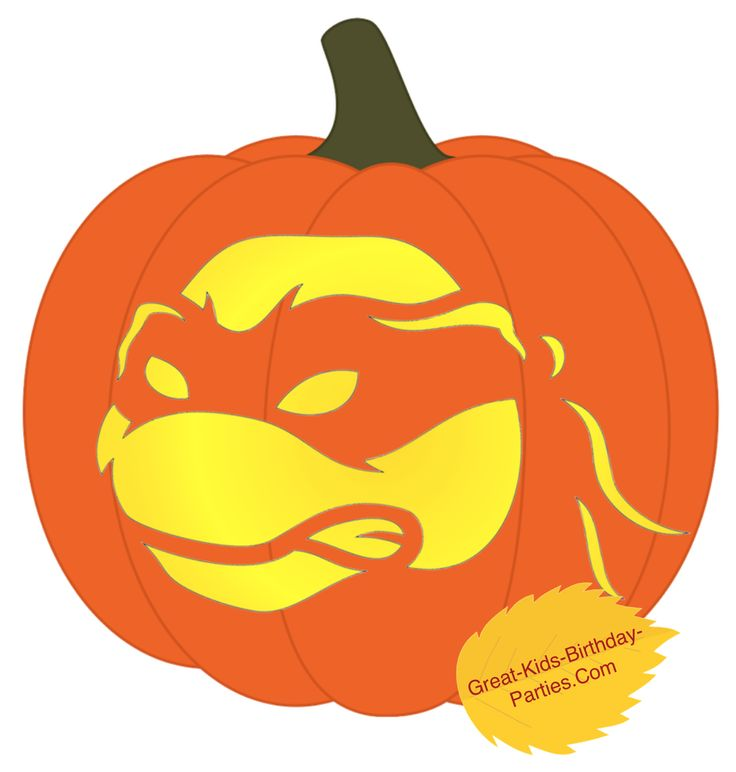 Free Pumpkin Stencils-Fun Halloween pumpkin stencils for kids. Easy pumpkin carving ideas for your Halloween decorations including Frozen's Elsa and Olaf, Mickey Mouse,  Dora, Mutant Ninja Turtles