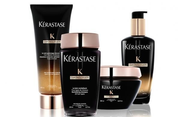 Πολυτελής περιποίηση μαλλιών από την Kérastase