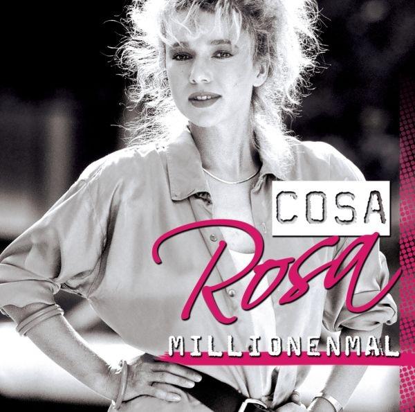 "Cosa Rosa ""Millionenmal""    Rosemarie Precht died cancer in 1991."