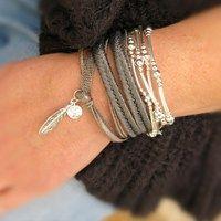 Bracelet Pam Anthracite