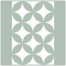 M s de 1000 im genes sobre estarcido stencils en pinterest - Plantillas de letras para pintar paredes ...