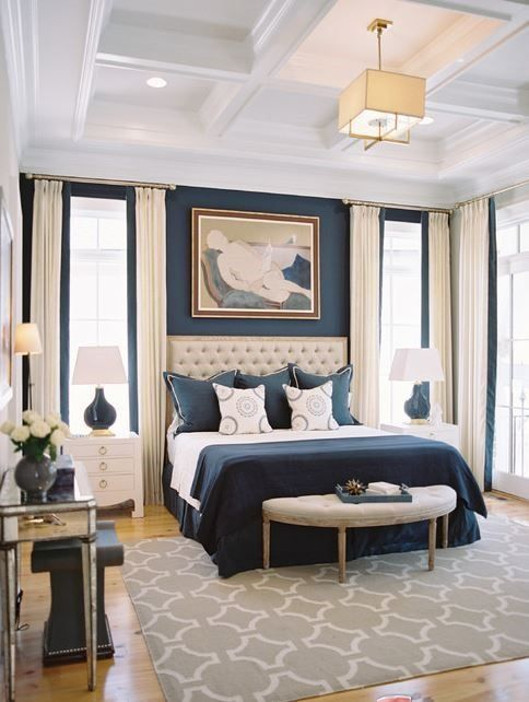880 best Wall colors images on Pinterest Wall colors, Interior - paint ideas for bedroom