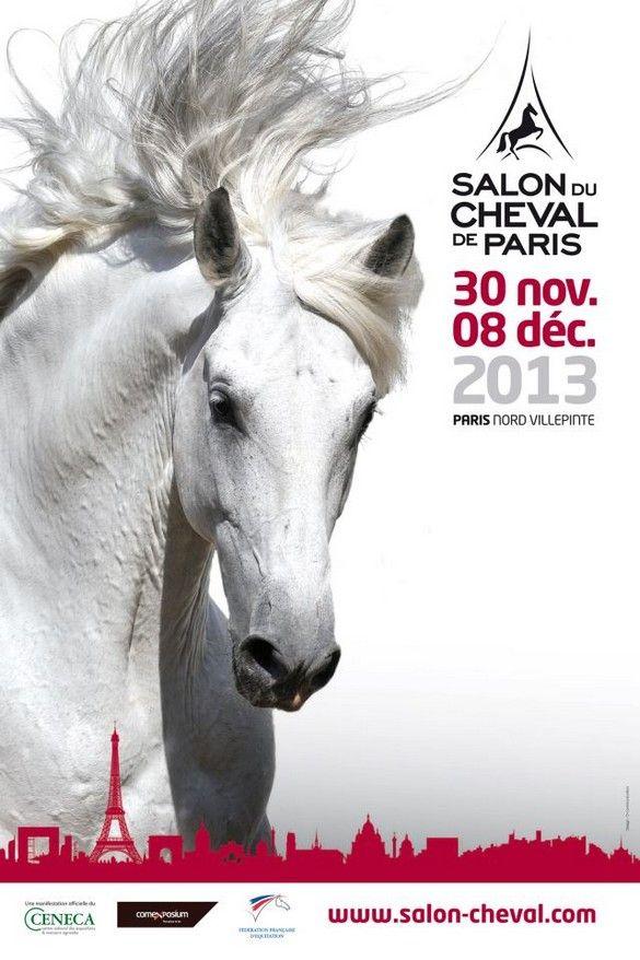 [Salon du Cheval 2013] C'est l'affiche !