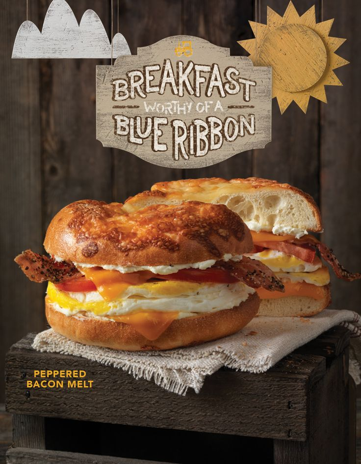 Einstein Bros. Bagels – Your Neighborhood Bagel Shop