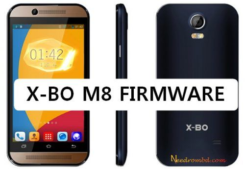 X-BO M8 Update Firmware Rom [All Version | Smartphone Firmware