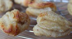 Duftende Quark-Kekse mit orientalischem Aroma