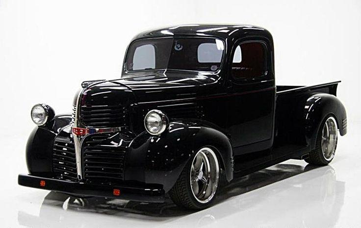 Mopars Trucks - 1930s through 1940s