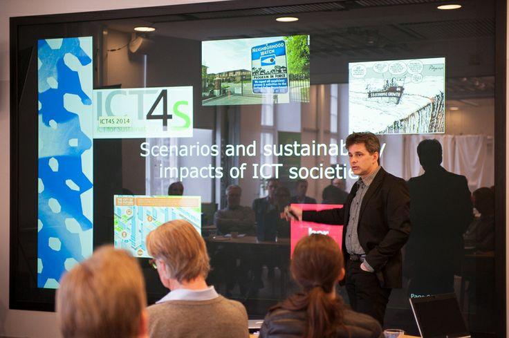 Mattias Höjer, Centre for Sustainable Communications