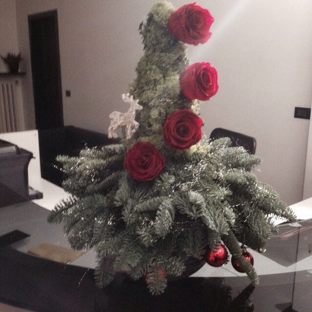 Xmas arrangement