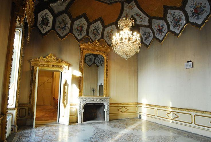 Sala Moresca - Villa Cusani Tittoni Traversi | Desio #brianzaville