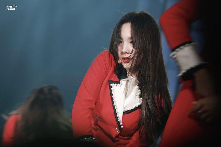 Nayeon Long Hair.