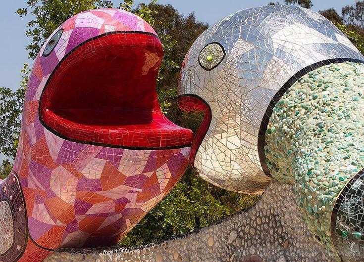 17 Best Images About Niki De Saint Phalle On Pinterest Gardens Escondido California And Circles