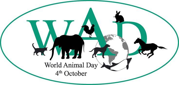 world animal day october 4 - Sök på Google
