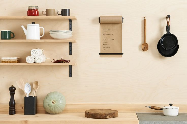 Daily Roller | Mini Kraft Paper Roll Dispenser for Wall – George and Willy