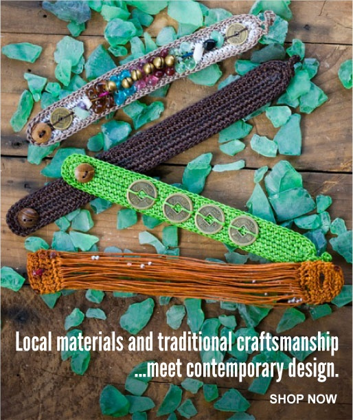 A Global Friendship - creates economic opportunity for artisans in developing regions by building market access and small business skills.