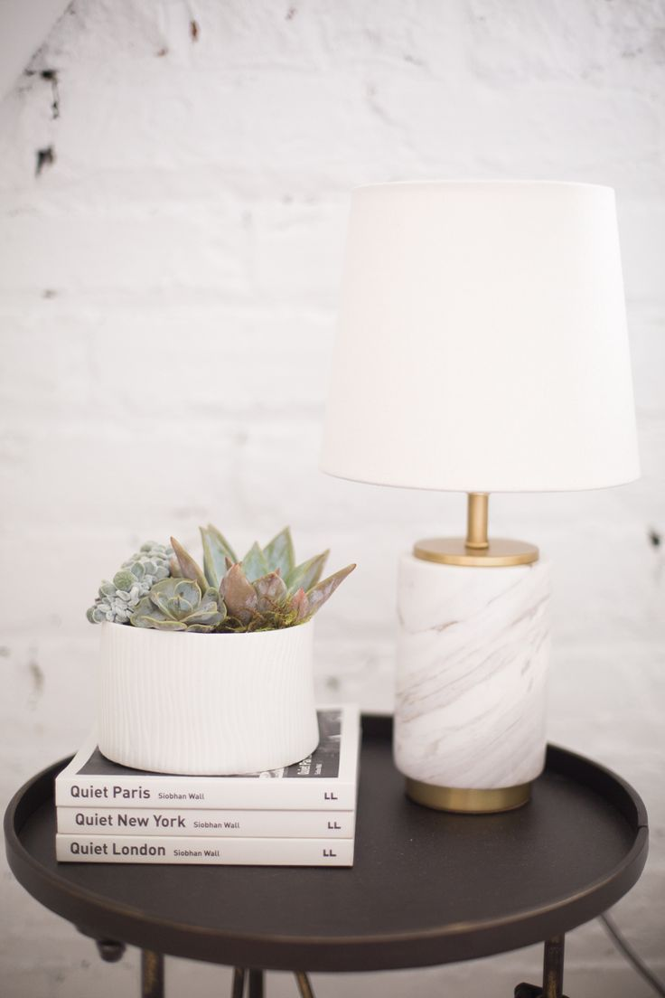 Bedside table decor pinterest - What Do You Do When You Ve Only Been Living In Your Apartment A Few
