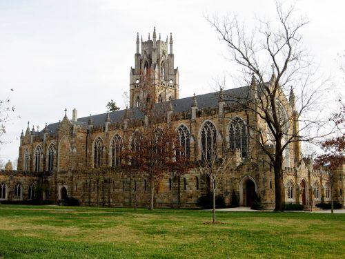 sewanee-university-of-the-south4  Top 50 most beautiful campuses -  no. 3! You should see after a snowfall!