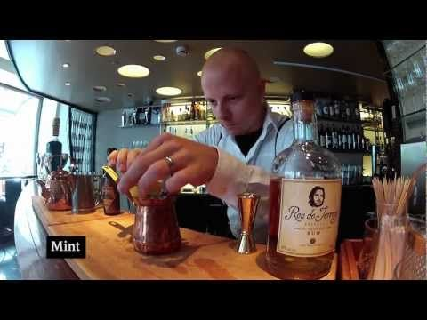 ▶ How to make Ronlicious Honey Julep by Pekka Välitalo - Ron De Jeremy Cocktail Challenge 2012 - YouTube