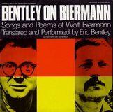 Bentley on Biermann: Songs & Poems of Wolf Biermann [CD]